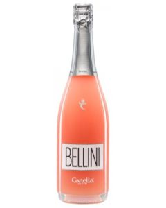 Bellini cocktail by Canella